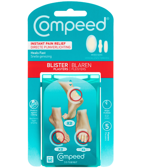 COMPEED® Blister Plasters (Mixed Sizes)